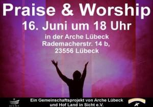 Praise-Worship 16.06.2013