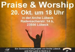 Praise-Worship 20.10.2013